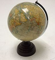 Small desktop globe.