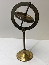 Gyroscope on plain stand