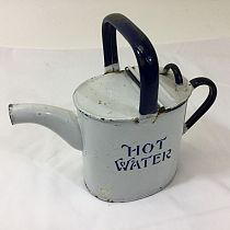 Hot water can