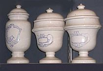 Early drug jars