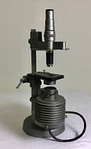 Large laboratory microscope