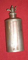 Metal ether dropper bottle