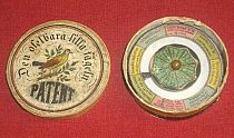 Magnetic pocket game 19th c