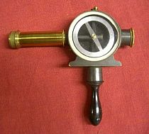 Surveyors inclinometer