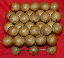 Wooden Massage Balls