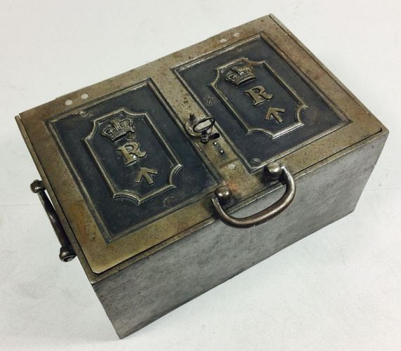 Royal Mail strongbox
