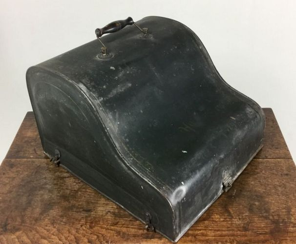 Vintage typewriter case