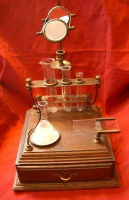 Laboratory stand18th/19th c